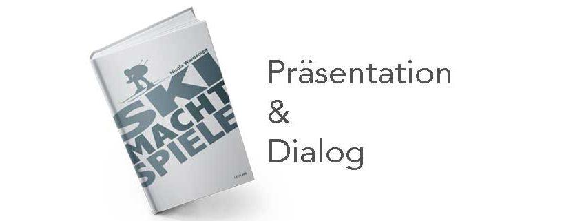 SKI MACHT SPIELE - Buchpräsentation & Dialog