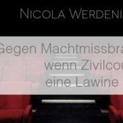 """Nicola Werdenigg - gegen Machtmissbrauch im Sport """"Wenn Zivilcourage eine Lawine lostritt"""""""