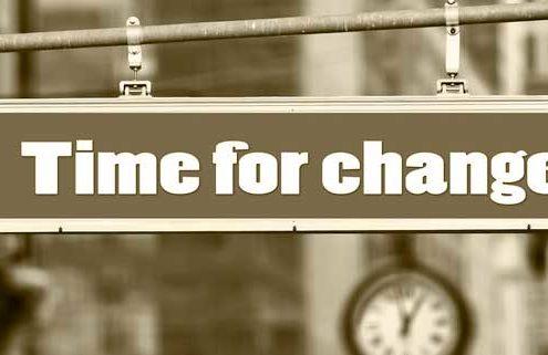Zeit für Veränderung - Ich suche ein neues Arbeitsumfeld